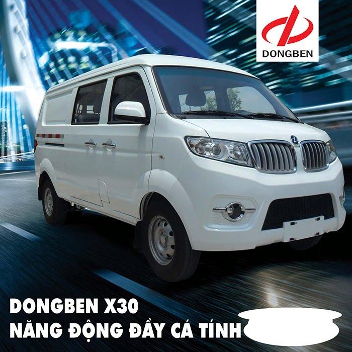 Xe tải nhẹ Dongben bán tải X30