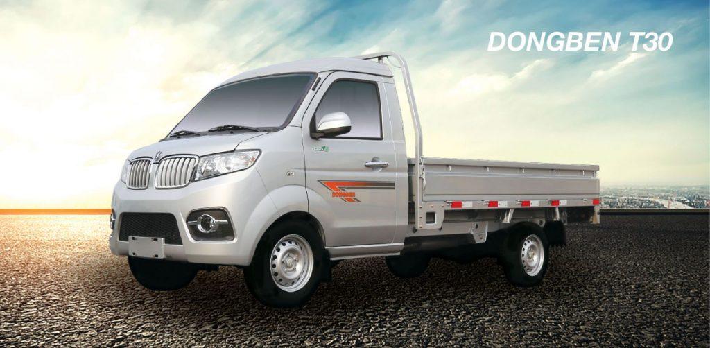 Xe tai Dongben T30 990kg